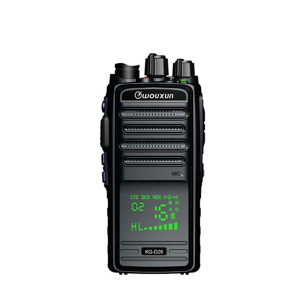Wouxun KG-D26 IP67 Digitales PMR446