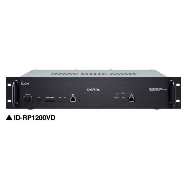 Icom ID-RP1200VD D-STAR Digital-Repeater