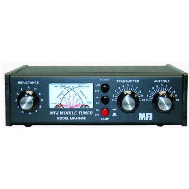 MFJ-945 - 1,8-60 MHz, für 1x Koax incl. Kreuzzeiger 300W