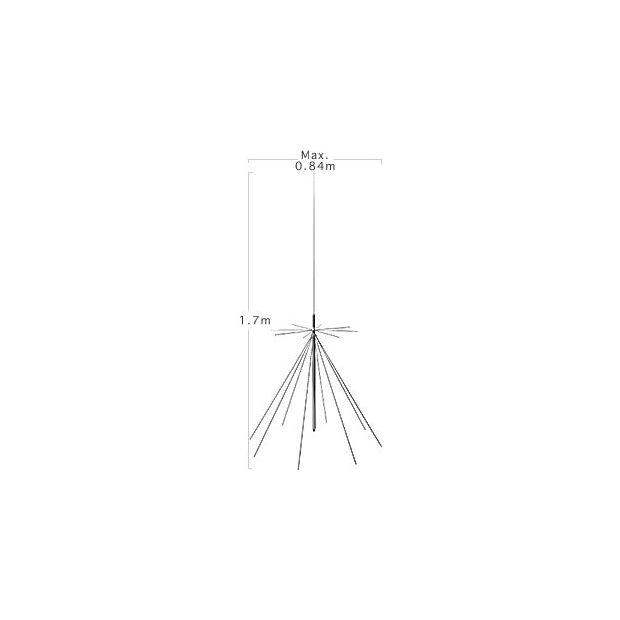 Diamond D-130J 25-1300MHz TX 2m/70cm/23cm