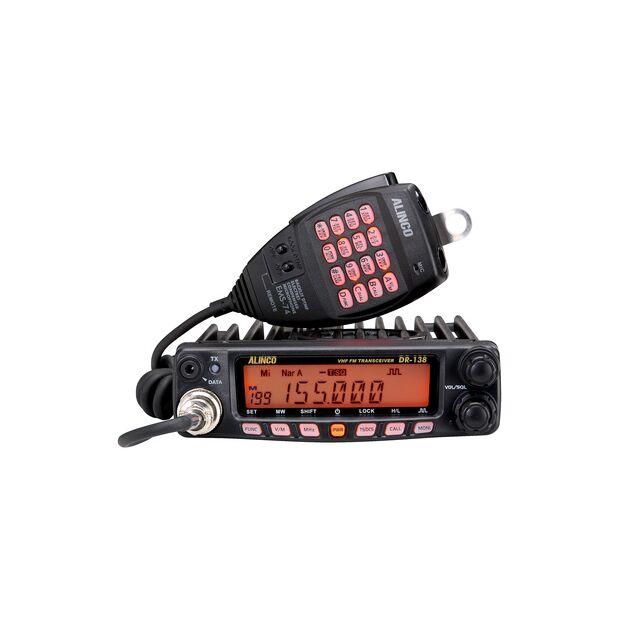 DR-138-H Mobilfunkgerät VHF