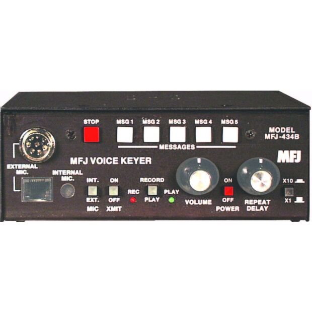 MFJ-434 Kontest Voice Keyer