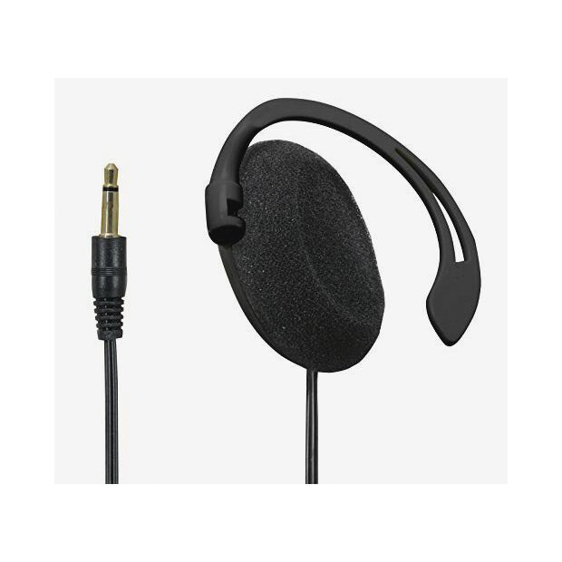 Ohrhörer mit Bügel und Kabel mit 3,5mm Monoklinkenstecker