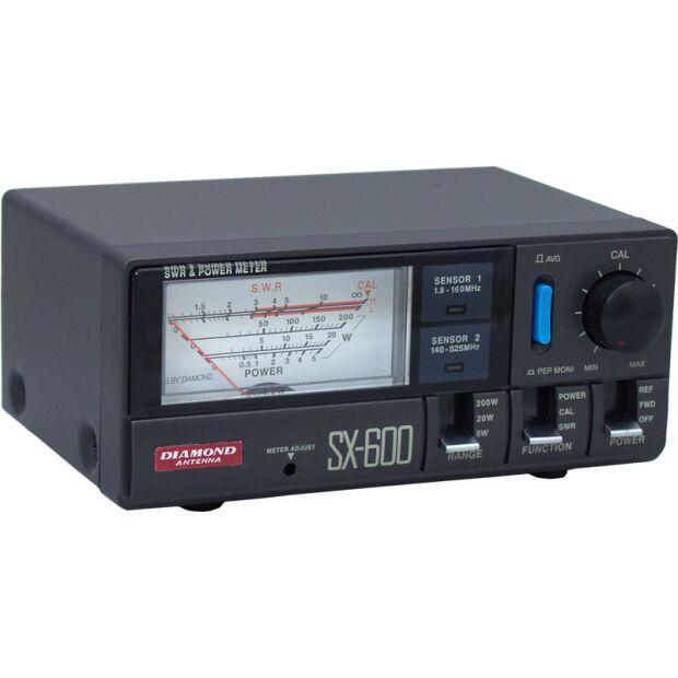 Diamond SX-600 N KW/2m+70cm 200W