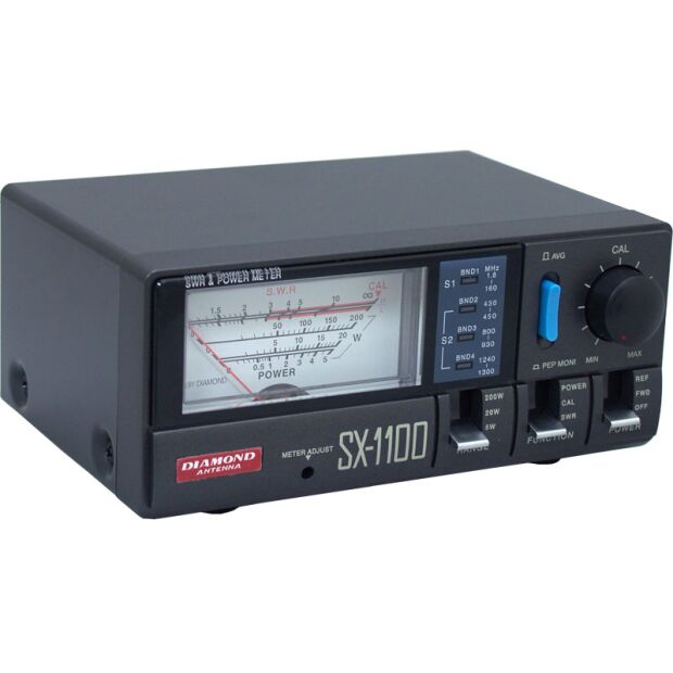 Diamond SX-1100 KW+2m/70cm+23cm