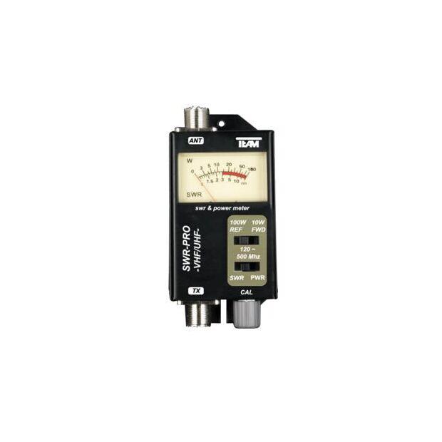 Team SWR Pro UHF/VHF 120-500MHz