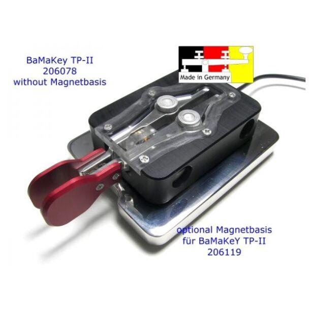 BaMaKeY TP-II twin paddle key