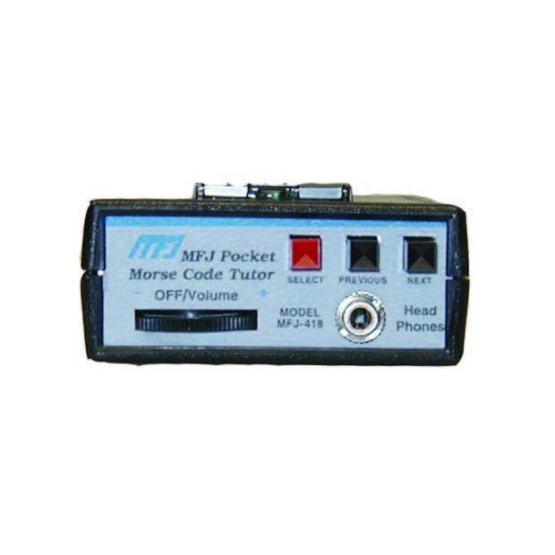 MFJ-418 Morsetrainer