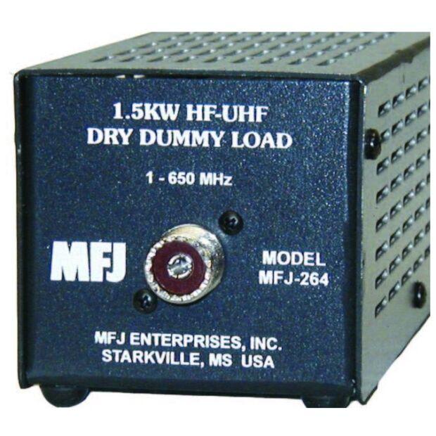 MFJ-264 Dummy 0 - 650MHz, 1,5KW, PL-Buchse