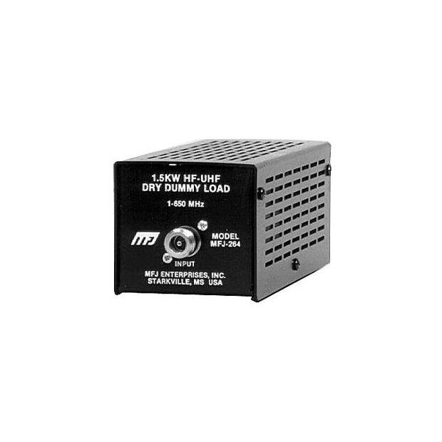 MFJ-264N Dummy 0 - 650MHz, 1,5KW, N-Buchse