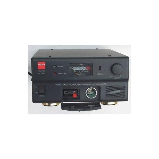 GZV-4000 40A Schaltnetzteil 1 Instument m.Lsp.