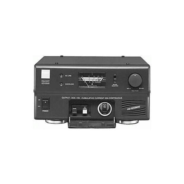GZV-2500 25A Schaltnetzteil 1 Instument m.Lsp.