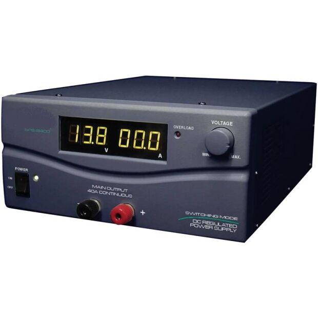SPS-9400 40 Ampere Schaltnetzteil mit LED Anzeige