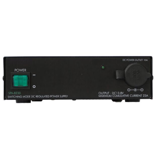K-PO KPS-8230 / SPA 8230 Schaltnetzteil 13,8 Volt 23/25 Ampere