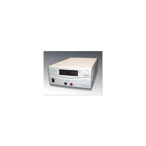 SPS-9600 60A Schaltnetzteil 2 Instrumente