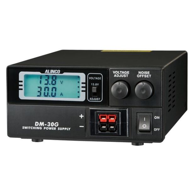 DM-30-G - Alinco - Schaltnetzteil 25 Amp. ANDERSON POL