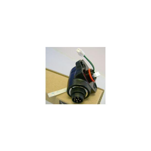 MEK-M10 - Mikrofonbuchse für FTM-10 Bedienteil