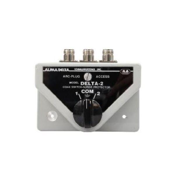 Antennenschalter Alpha Delta 2fach N