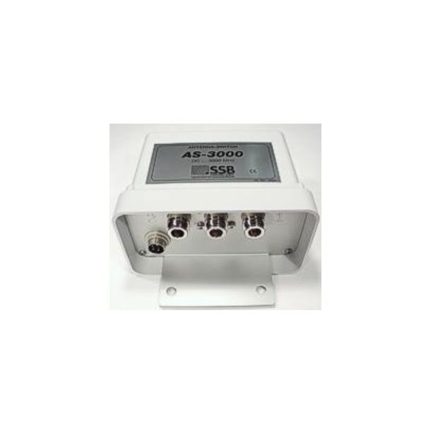 AS-3000 Antennenschalter 2fach N