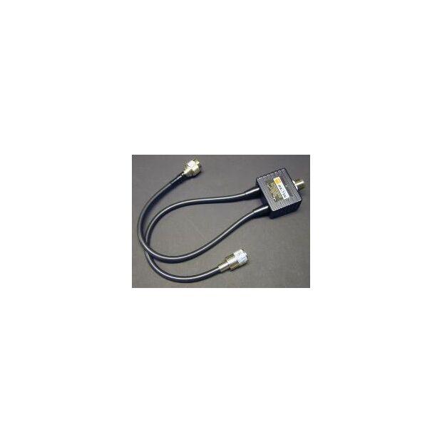 Diamond MX-72A Diplexer KW+2m/70cm N-Bu/Kabel PL-St/N-St