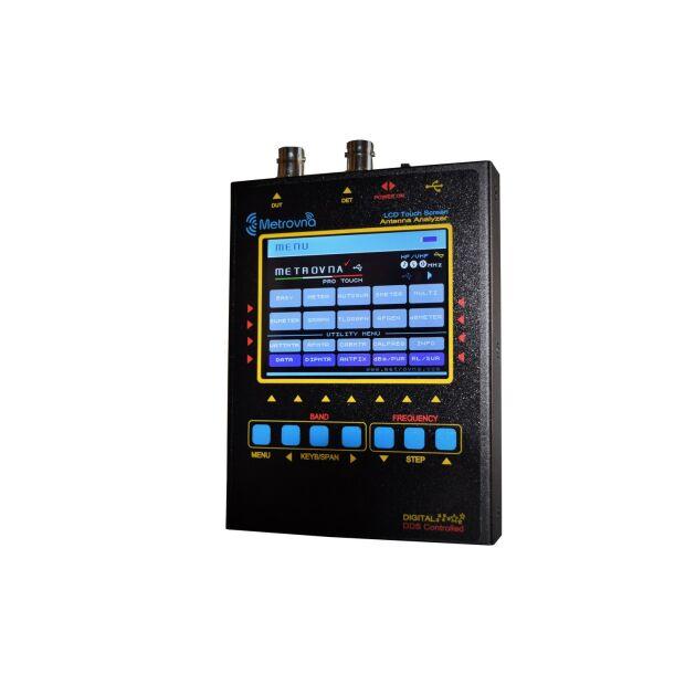 METROVNA.LUX - Antennen-Analyzer Deluxe,  1-250 MHz
